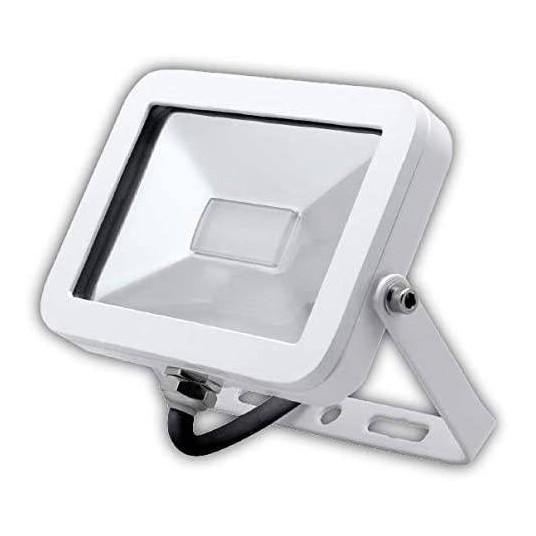 FOCO PROYECTOR LED DE EXTERIOR E27 10W