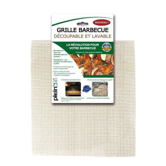 GRILL BARBACOA RECTANGULAR