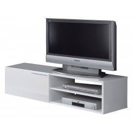 MUEBLE DE TV ALTEA BLANCO BRILLO