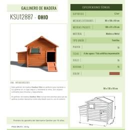GALLINERO OHIO
