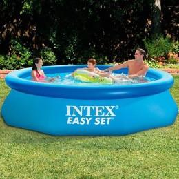 PISCINA HINCHABLE INTEX EASY SET 305x75 cm CON DEPURADORA
